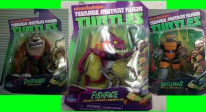 NEW TMNT VILLAINS & METALHEAD RETURNS !!