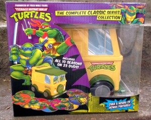 TMNT CLASSIC SET !!