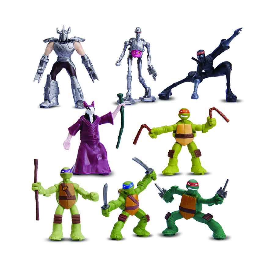 Mini Figs Wave 1