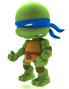 "Teenage Mutant Ninja Turtles & MMPR x The Loyal Subjects – TMNT 3"" Blind Box Series"