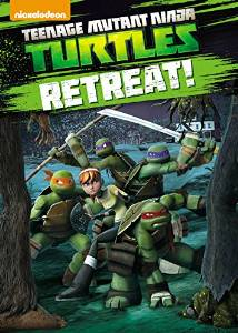 TMNT-RETREAT DVD