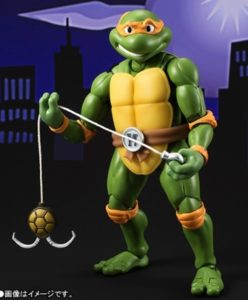 Bandai-Tamashii-Nation-SH-Figuarts-Teenage-Mutant-Ninja-Turtles-Promo-Michelangelo-3