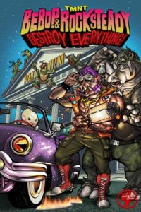 Bebop and ROcksteady 1 variant