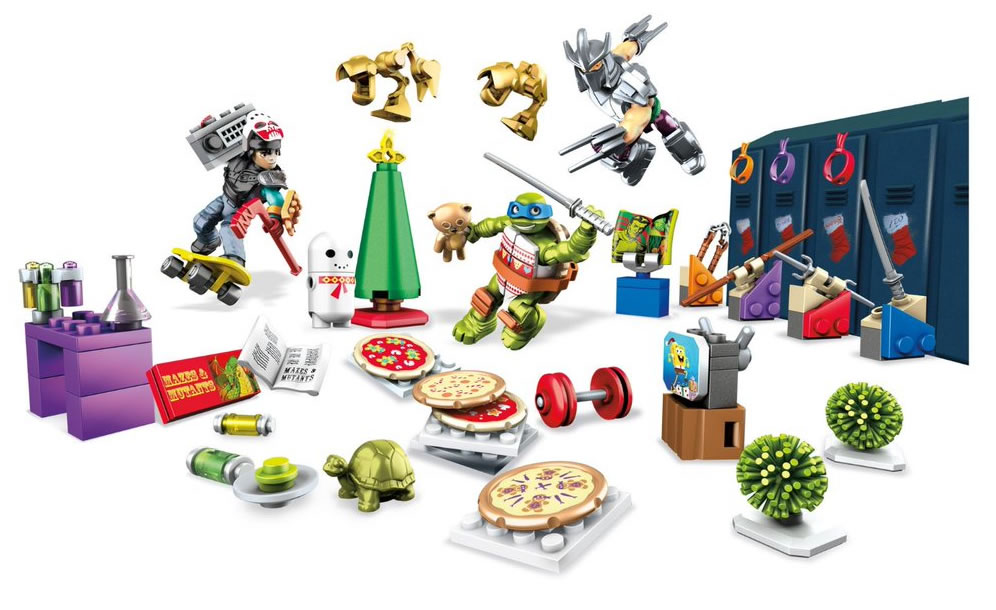 lego advent calendar instructions 2017